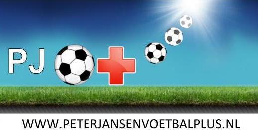 Peter Jansen Voetbalplus sponsering